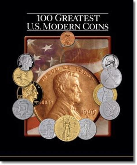 Ngc Launches 100 Greatest Us Modern Coins Registry Set