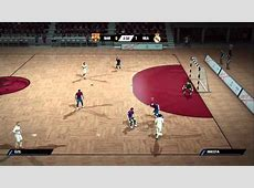 FIFA STREET 4 FUTSAL BARCELONA VS REAL MADRID YouTube