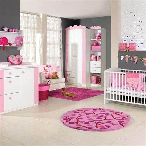 peindre une chambre de fille chambre bébé fille en gris et 27 belles idées à