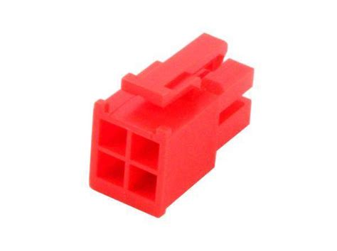 4 pin uv l connector atx 4 pin connector male uv red coolerkit no