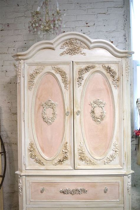 Cottage Shabby Chic Furniture Painted Cottage Chic Shabby By