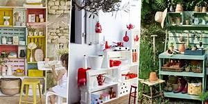 10 idees de meubles de rangement pour le jardin a With fabriquer un meuble de rangement
