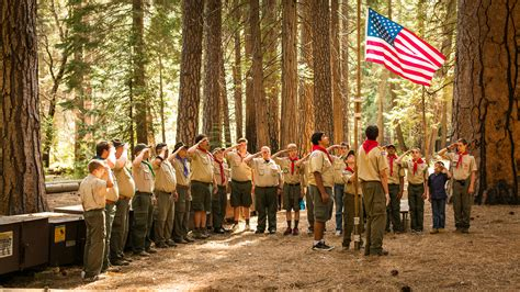 Church Re-evaluating Scouting Program