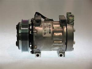 New Original Sanden Compressor 4883  1101309