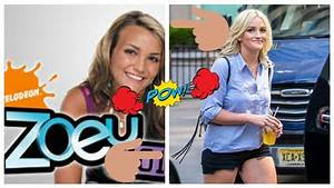 Zoey 101 Antes e Depois (2005 - 2017) Zoey 101 Before and ...