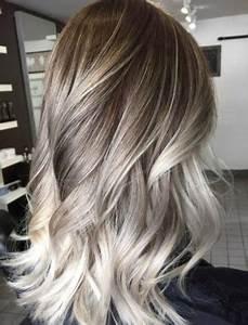 Blond Grau Haarfarbe : haarfarben blond 2018 ~ Frokenaadalensverden.com Haus und Dekorationen