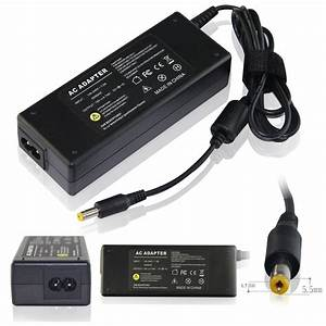 New Battery   Ac Adapter Charger For Acer Aspire 5517