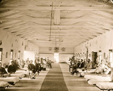 armory square hospital washington ward patients hospitals surgery civil war care getty dc gettyimages