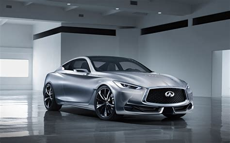 2015 Infiniti Q60 Concept Wallpaper  Hd Car Wallpapers