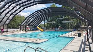 Town of highlands nc 8839 x 13039 municipal pool open for Indoor pool with retractable roof