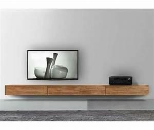 Tv Lowboard Ikea : lowboard holz sideboard h ngend tv wandschr nke und ~ A.2002-acura-tl-radio.info Haus und Dekorationen