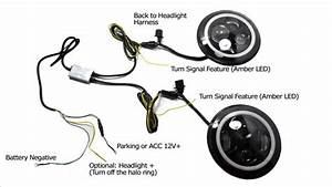 Led Halo Help  - Jk-forum Com