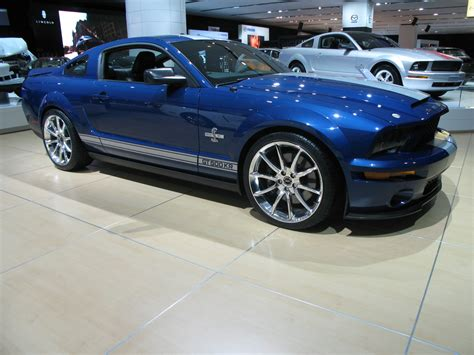 How Much Does A Ford Shelby Gt500 Cost by 2008 Ford Mustang Shelby Gt500kr Gallery 240478 Top Speed