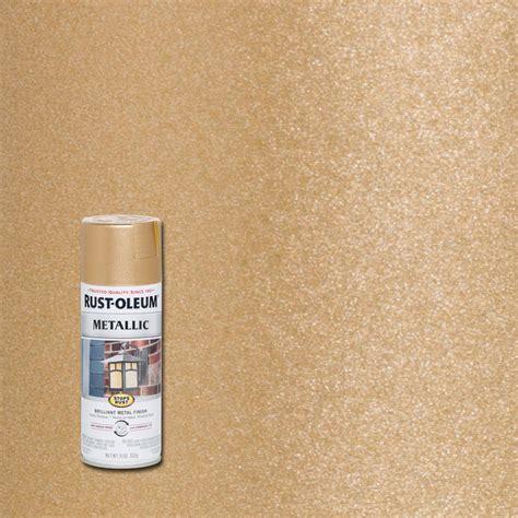 vintage metallic rose gold rust protective spray paint