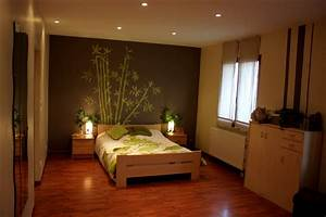 Awesome Idee Peinture Chambre Zen Contemporary Awesome Interior Home satellite delight us