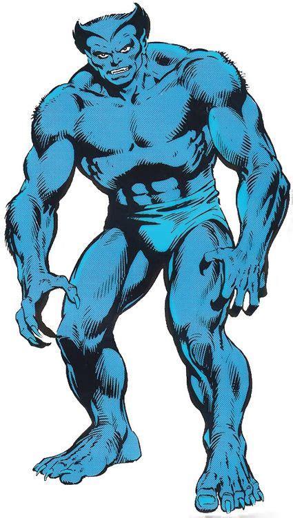 Beast - Marvel Comics - X-Men - Avengers - Defenders ...