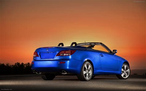 lexus convertible 2010 2010 lexus is convertible widescreen exotic car picture