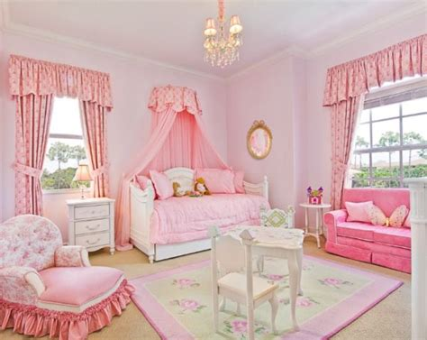 Designing A Little Girl's Room