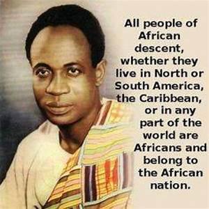 Ghanaian Anchor... Dr Nkrumah Quotes