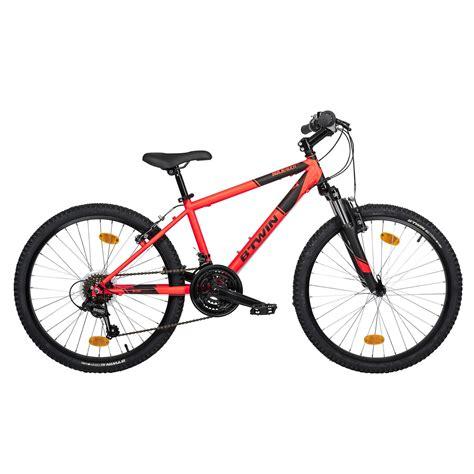 decathlon fahrrad kinder mountainbike kinder 24 zoll rockrider 500 b decathlon