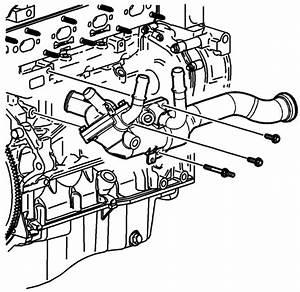 Water Pump Assembly R U0026r - Engine Service