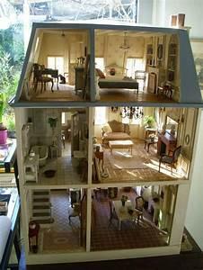 Das Fertige Haus : die besten 25 puppenstube ideen auf pinterest diy puppenhaus diorama und puppenhaus miniaturen ~ Markanthonyermac.com Haus und Dekorationen