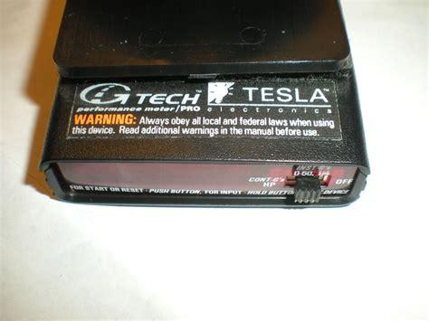 GTech performance meter - LS1TECH - Camaro and Firebird ...