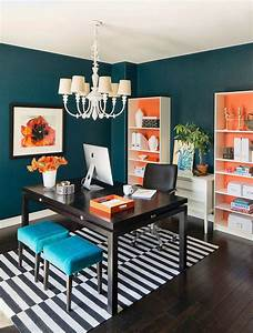 21, Colorful, Office, Designs, Decorating, Ideas