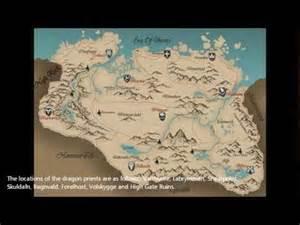 Skyrim Dragon Priest Masks Location Map
