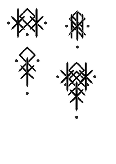 Bind runes for family, happy family | Bee | Pinterest