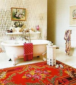 15, Captivating, Bohemian, Bathroom, Designs