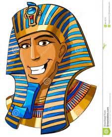 Cartoon Egyptian Pharaoh