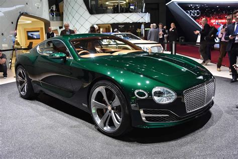 2015 Bentley Exp 10 Speed 6 Concept  Latest Hd Wallpapers