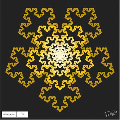Fractal Sequence Fibonacci Number Fractals Giphy Created