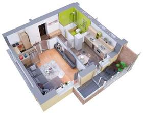 Small Apartment Living Room Layout