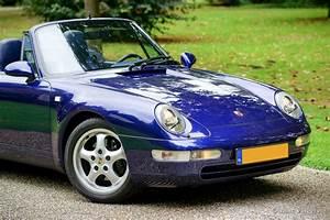 Porsche 911 Carrera Cabrio : porsche 911 993 carrera cabrio 1994 classicargarage fr ~ Jslefanu.com Haus und Dekorationen