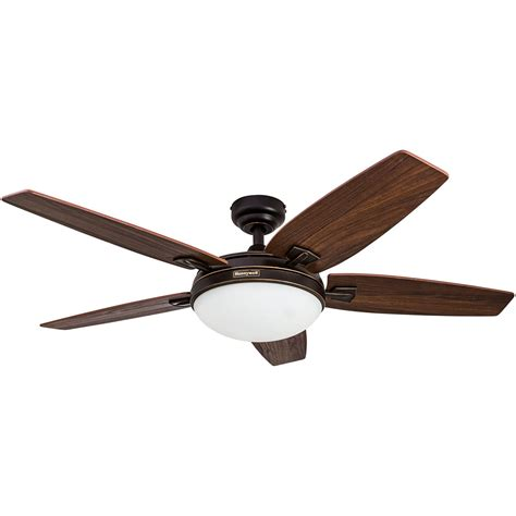 honeywell carmel ceiling fan oil rubbed bronze finish 48