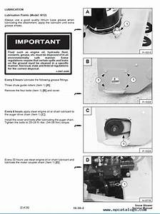 Bobcat 1412 1812 2118 2418 Snowblower Service Manual Pdf