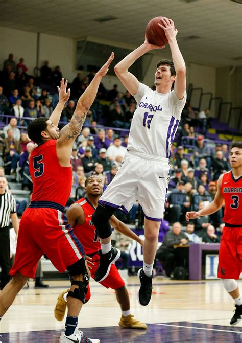 carroll college unable  stop lewis clark state falls