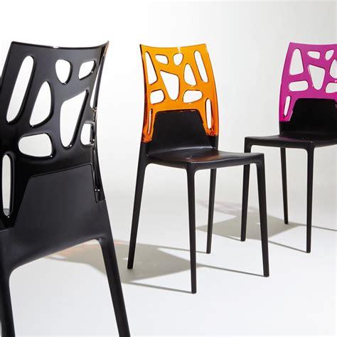 chaise cuisine design chaises cuisine design aida 100 pack table et 4 chaises
