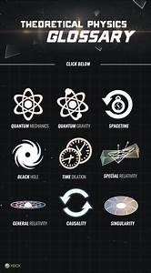 Theoretical Physics Glossary