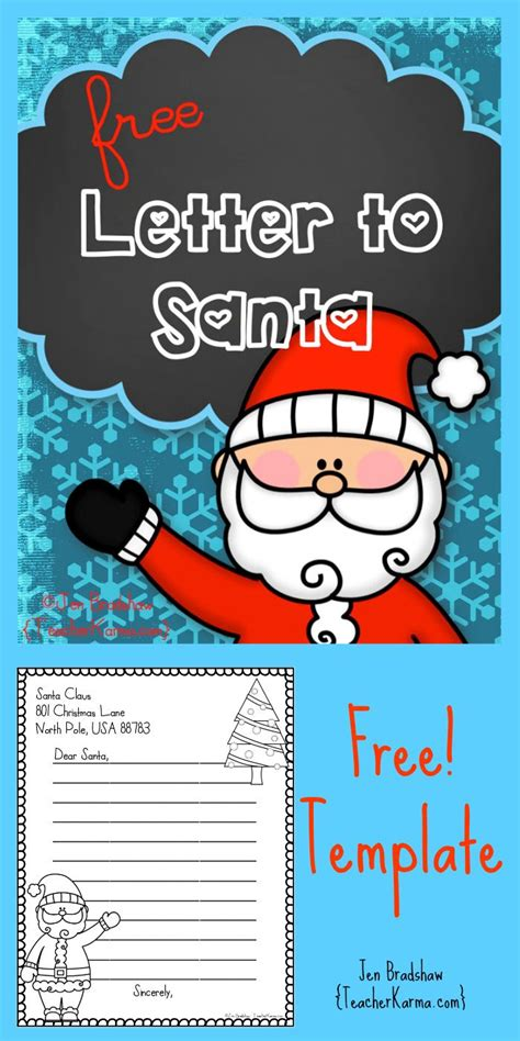 write a letter to santa free write a letter to santa claus letter writing 9593