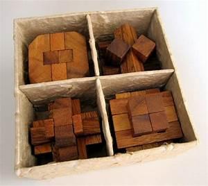 Holz Brettspiele Für Erwachsene : 4 knobelspiele im set 3d puzzle denkspiele geduldspiele in einer dekorativen geschenkbox ~ Sanjose-hotels-ca.com Haus und Dekorationen