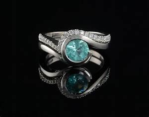 Coloured Gemstone Engagement Rings McCaul Goldsmiths