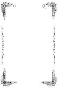 Free Word Document Border Templates