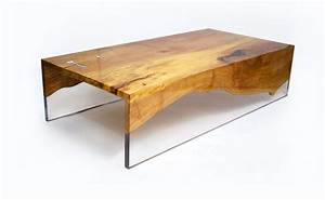 wood and clear acrylic coffee table just tables With wood and acrylic coffee table