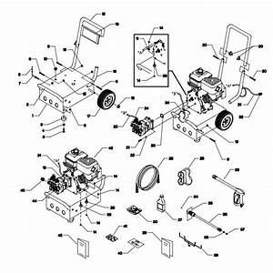Generac Pressure Washer Model 1587