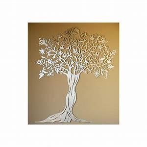 Decoration Murale Design : arbre art deco coin ~ Teatrodelosmanantiales.com Idées de Décoration