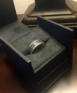 david yurman sexy black diamond wedding band mens With david yurman mens wedding rings