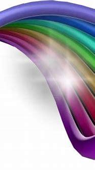 3d Swirl Rainbow (PSD) | Official PSDs